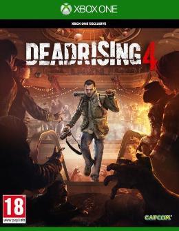 Carátula de Dead Rising 4 para Xbox One