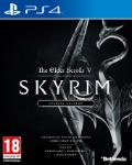 Carátula de The Elder Scrolls V: Skyrim Special Edition para PlayStation 4