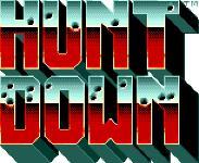 Carátula de Huntdown para PlayStation 4