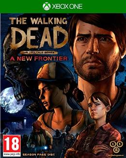 Carátula de The Walking Dead: The Telltale Series - A New Frontier para Xbox One