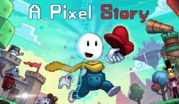 Carátula de A Pixel Story para PlayStation 4