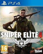 Carátula de Sniper Elite 4 para PlayStation 4