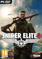 Carátula de Sniper Elite 4 para PC