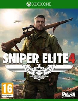 Carátula de Sniper Elite 4 para Xbox One