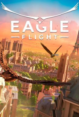 Carátula de Eagle Flight para PC