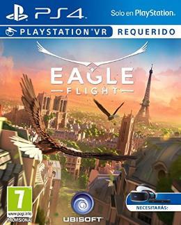 Carátula de Eagle Flight para PlayStation 4