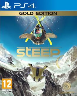 Carátula de Steep para PlayStation 4