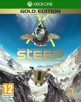 Carátula de Steep para Xbox One