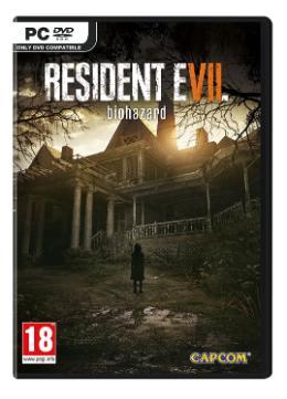Carátula de Resident Evil 7 para PC