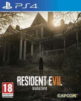 Carátula de Resident Evil 7 para PlayStation 4