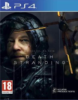 Carátula de Death Stranding para PlayStation 4