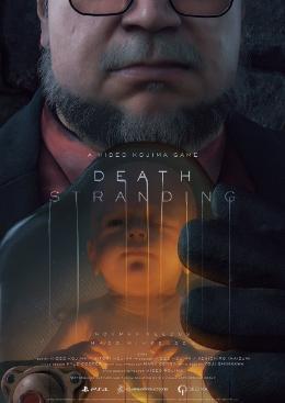 Carátula de Death Stranding
