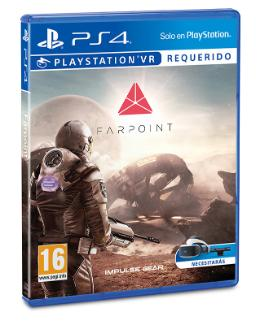 Carátula de Farpoint para PlayStation 4