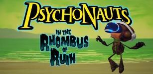 Carátula de Psychonauts in the Rhombus of Ruin para PlayStation 4