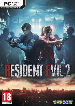 Carátula de Resident Evil 2 (2019) para PC