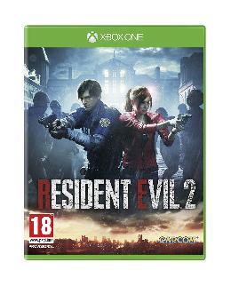 Carátula de Resident Evil 2 (2019) para Xbox One