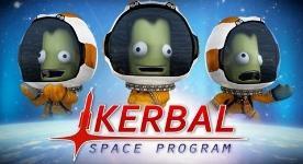 Carátula de Kerbal Space Program para PC