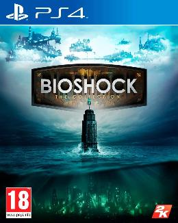 Carátula de Bioshock: The Collection para PlayStation 4