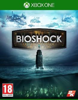 Carátula de Bioshock: The Collection para Xbox One