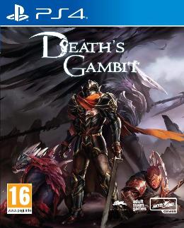 Carátula de Death's Gambit para PlayStation 4