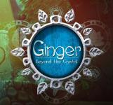Carátula de Ginger: Beyond the Crystal para PlayStation 4