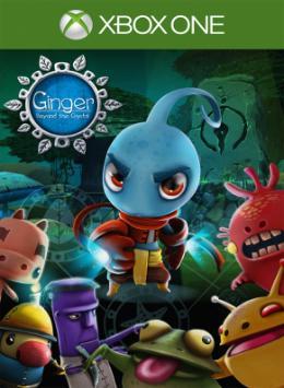Carátula de Ginger: Beyond the Crystal para Xbox One