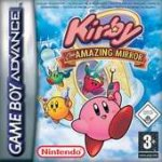 Car�tula de Kirby and The Amazing Mirror