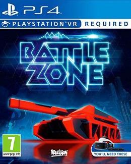 Carátula de Battlezone para PlayStation 4