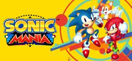 Carátula de Sonic Mania para PC