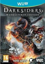 Carátula de Darksiders: Warmastered Edition para Wii U