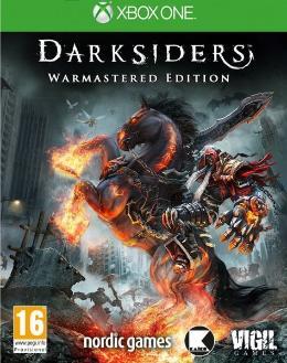 Carátula de Darksiders: Warmastered Edition para Xbox One