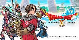 Carátula de Dragon Quest X: Mezameshi Itsutsu no Shuzoku Online para PlayStation 4