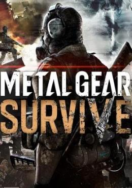 Carátula de Metal Gear Survive para PC