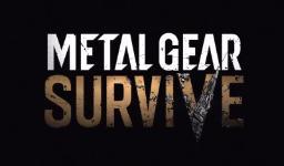 Carátula de Metal Gear Survive para PlayStation 4