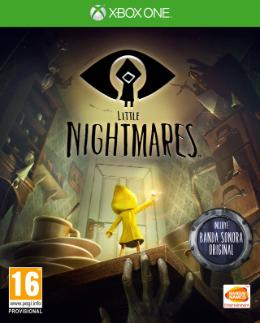 Carátula de Little Nightmares para Xbox One