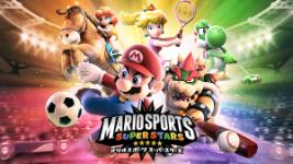 Carátula de Mario Sports Superstars para Nintendo 3DS