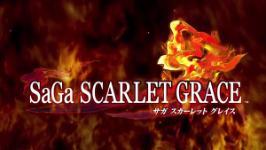 Carátula de SaGa Scarlet Grace para PlayStation Vita