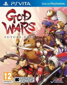 Carátula de God Wars: Future Past para PlayStation Vita