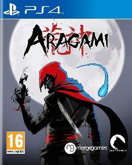 Carátula de Aragami para PlayStation 4