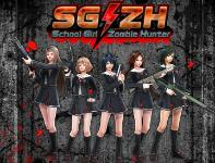 Carátula o portada No definida del juego School Girl Zombie Hunter para PlayStation 4