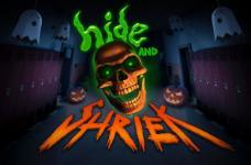 Car�tula de Hide and Shriek para PC
