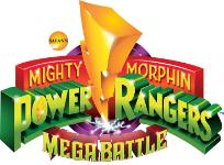 Carátula de Mighty Morphin Power Rangers: Mega Battle para PlayStation 4