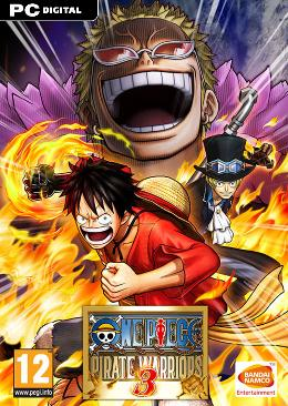 Carátula de One Piece: Pirate Warriors 3 para PC