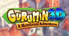 Car�tula de Gurumin 3D: A Monstruous Adventure para Nintendo 3DS