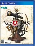 Car�tula de Neo Atlas 1469 para PlayStation Vita
