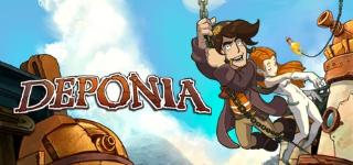 Carátula de Deponia para PlayStation 4