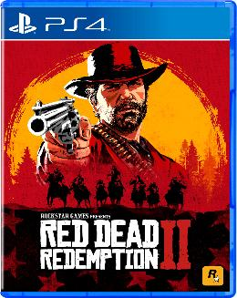 Carátula de Red Dead Redemption 2 para PlayStation 4