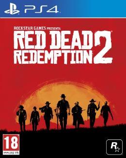 Carátula de Red Dead Redemption 2 para PlayStation 4