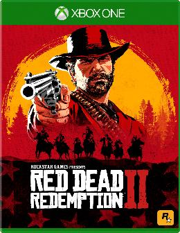 Carátula de Red Dead Redemption 2 para Xbox One