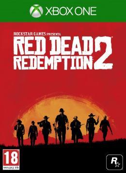 Carátula de Red Dead Redemption 2 para Xbox One